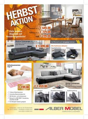 mbel albers prospekt bro albers starke partner papenburg intended for mbel albers mit mbel. Black Bedroom Furniture Sets. Home Design Ideas